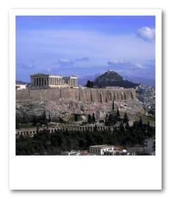 アクロポリスとリカベトス