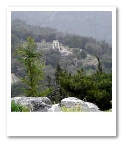 アテナの神殿