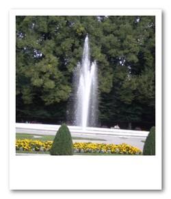 ヘレンキームゼーの噴水