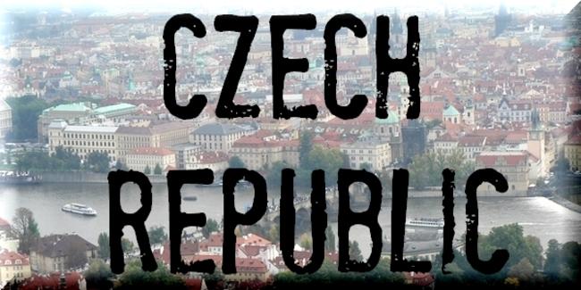 チェコ旅行記へGo!