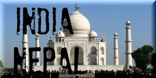 インド・ネパール旅行記へGo!