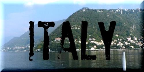 イタリア旅行記へGo!