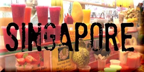 シンガポール旅行記へGo!