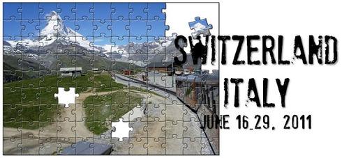 スイス・イタリア旅行記-2011-