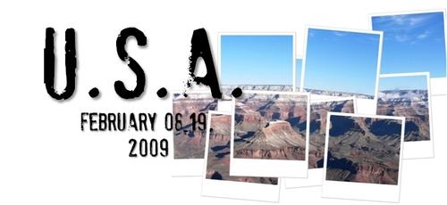 アメリカ旅行記-2009-