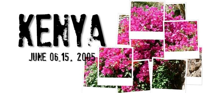 ケニア旅行記-2005-