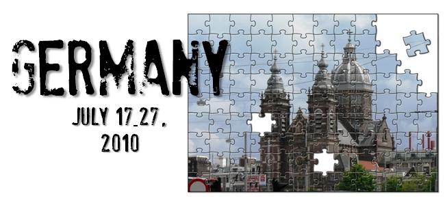 ドイツ旅行記-2010-
